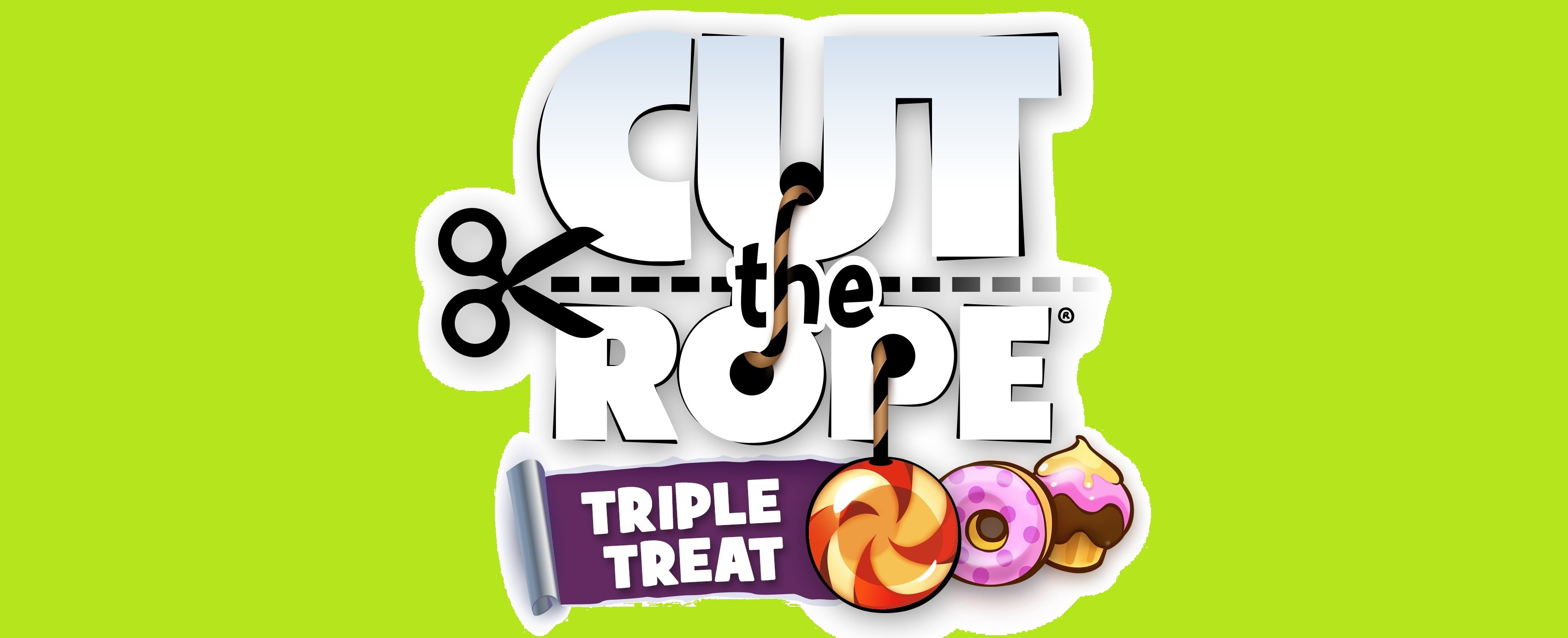 Om Nom mit Cut the Rope: Trilogy bald am 3DS!