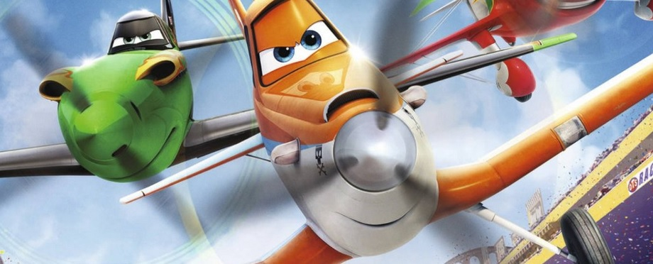 Disney Planes (Blu-ray) im Test