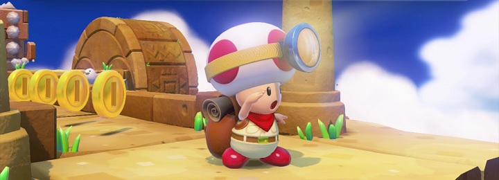 Captain Toad: Treasure Tracker Switch 3DS 2DS Release