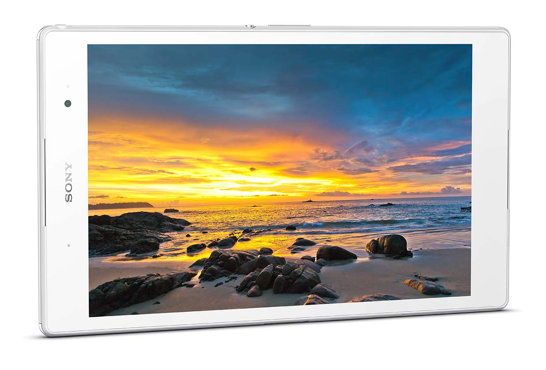 sony xperia z3 tablet compact titelbild sonnenuntergang