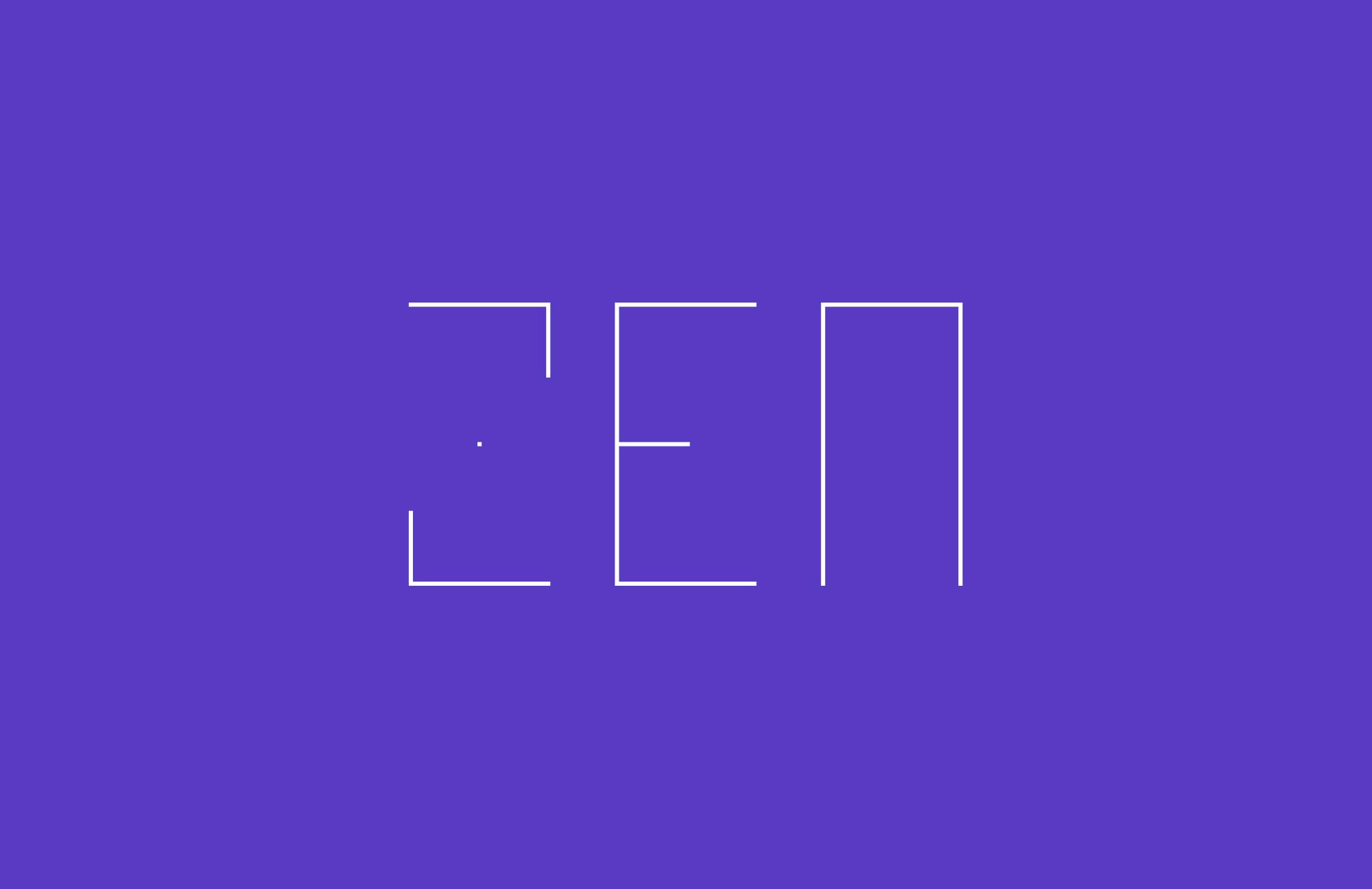 zen ios game spiel reach