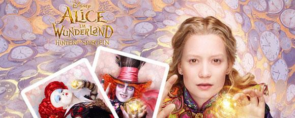 Alice Im Wunderland: Hinter Den Spiegeln (Blu-ray 3D) Im