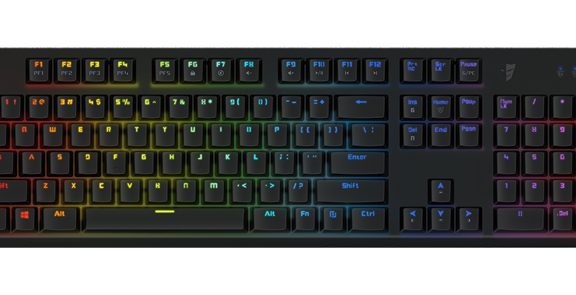 <em>Tesoro Gram Spectrum</em> Test: Die Gaming-Tastatur im Video-Review