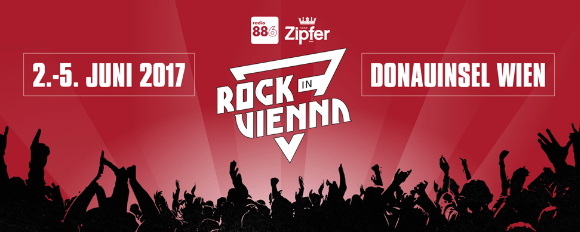 Rock in Vienna 2017