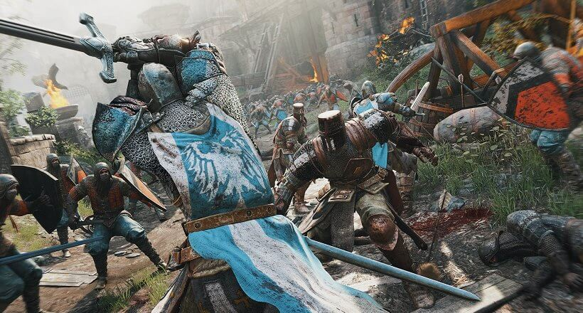 For Honor Year of the Harbinger Year 3 2019 content