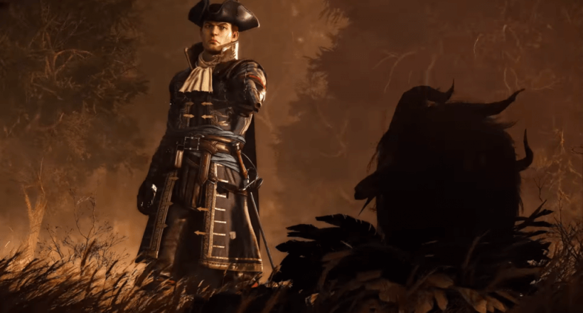 GreedFall PS5 Xbox Series