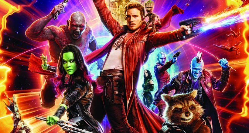 <em>Guardians of the Galaxy Vol. 2</em> (Blu-ray) im Test