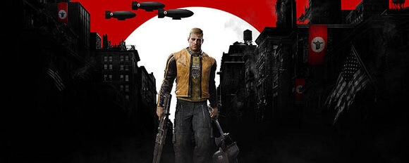 Wolfenstein II The New Colossus auf Nintendo Switch