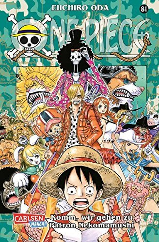 One Piece 81 Test