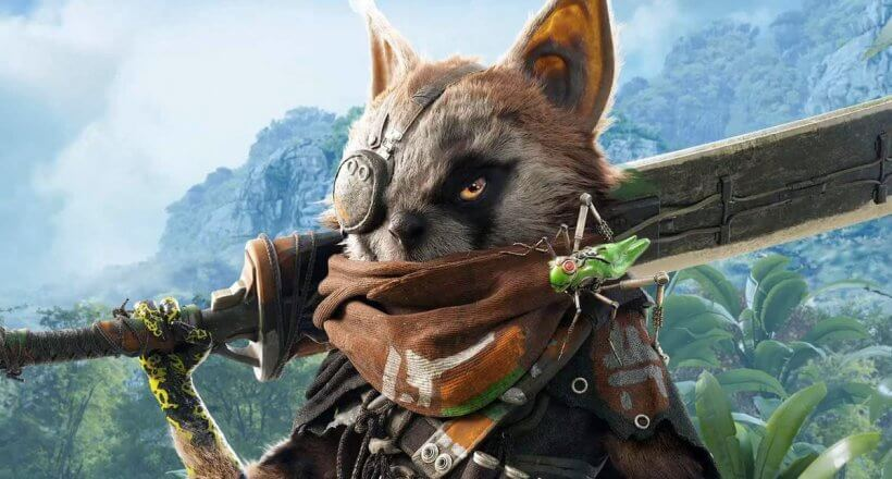 Biomutant World