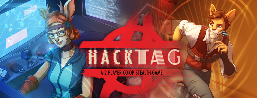 gamescom 2017: Hacker-Stealth-Game <em>Hacktag</em> im Hands-On