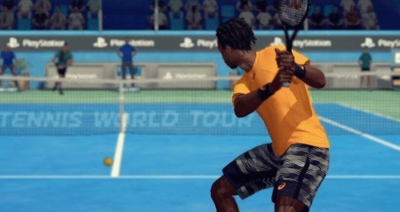 Tennis World Tour Release-Termin Packshot