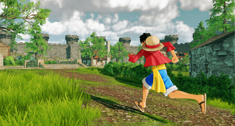 One Piece World Seeker Behind the Scenes