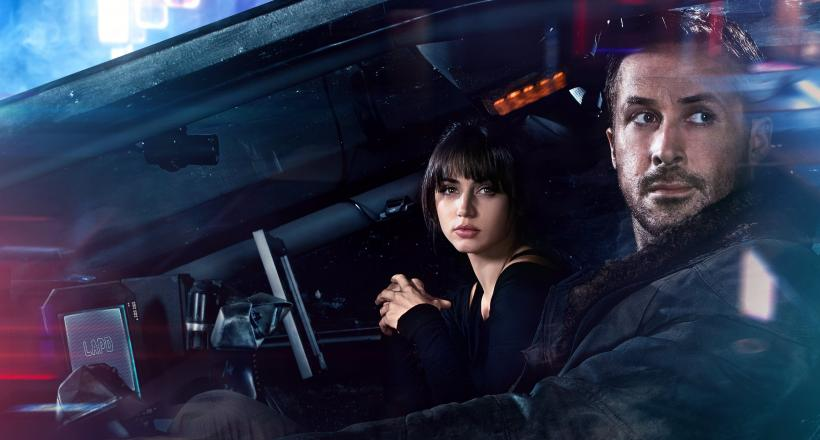 Blade Runner 2049 Blu-rays gratis gewinnspiel