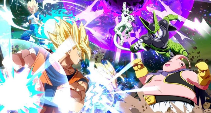 Dragon Ball FighterZ Switch Release