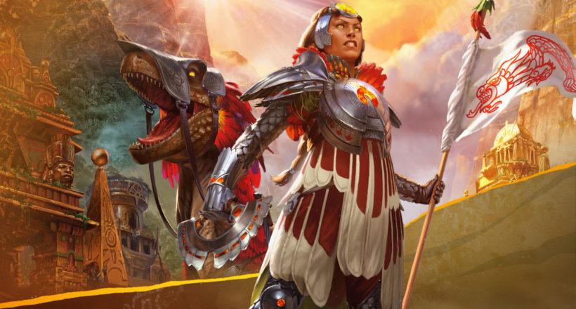 Rivalen von Ixalan gratis Booster Gewinnspiel