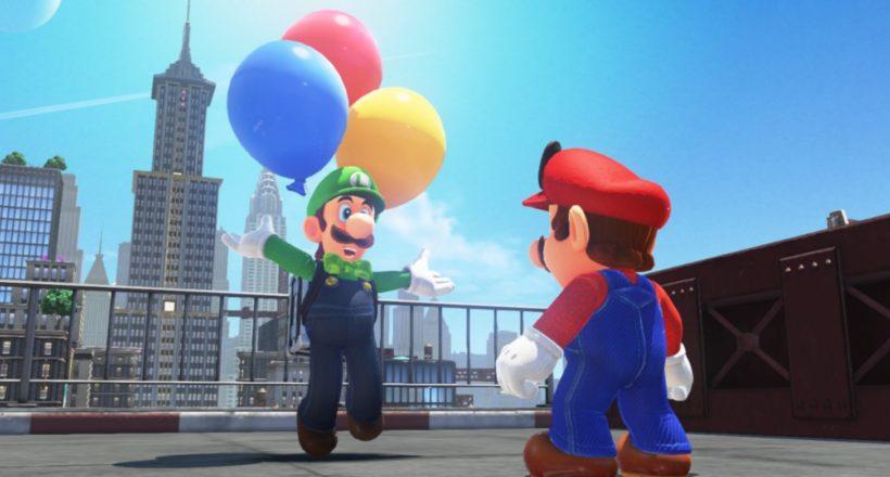 Super Mario Odyssey Gratis