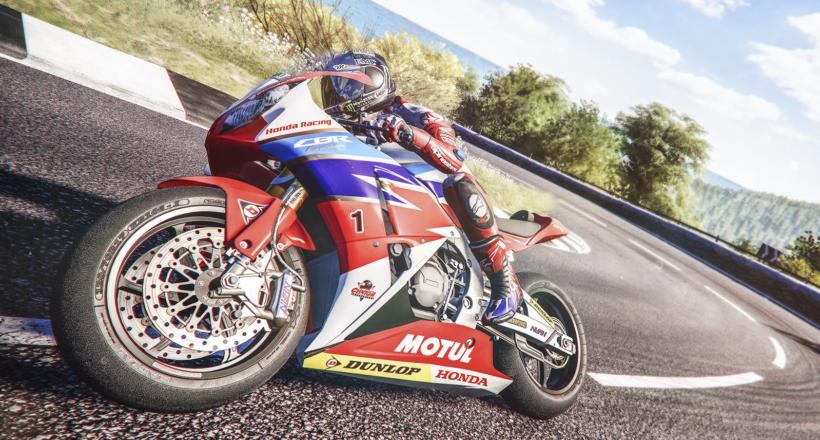 TT Isle of Man out now