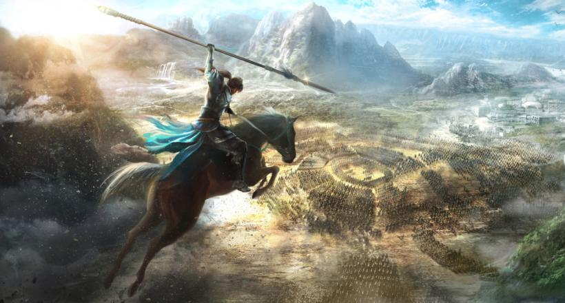 Dynasty Warriors 9 Intro Opening Trailer
