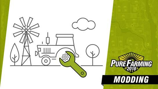 Pure Farming 2018 Modding