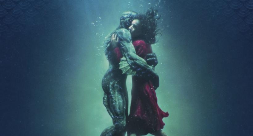 Shape of Water - Das Flüstern des Wassers Blu-rays gewinnen gratis gewinnspiel