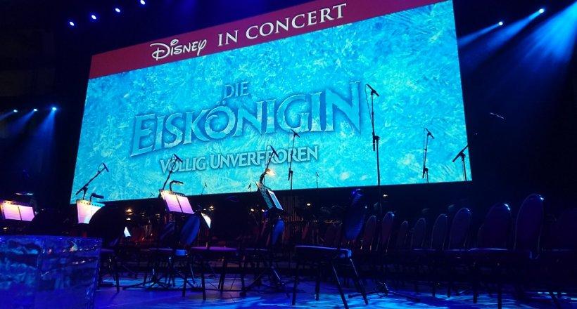Disney in Concert die Eiskoenigin Wien