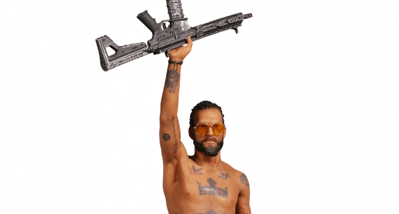 Far Cry 5 The Father's Calling Sammelfigur