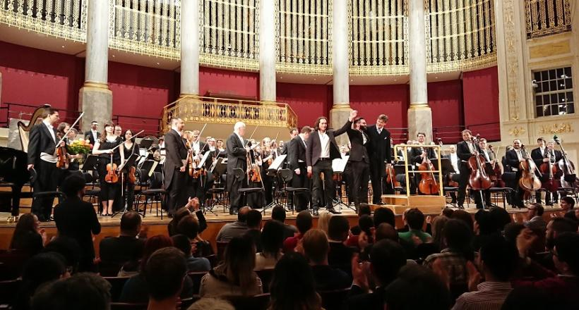 Final Symphony Kritik Wien 2018