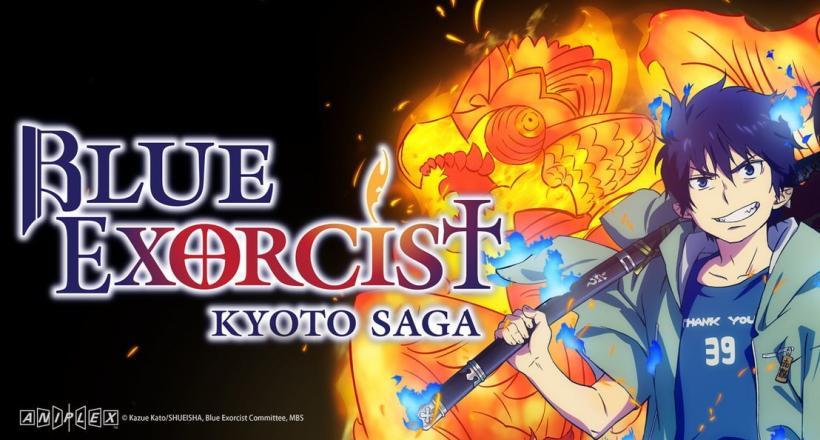 Blue Exorcist: Kyoto Saga Test