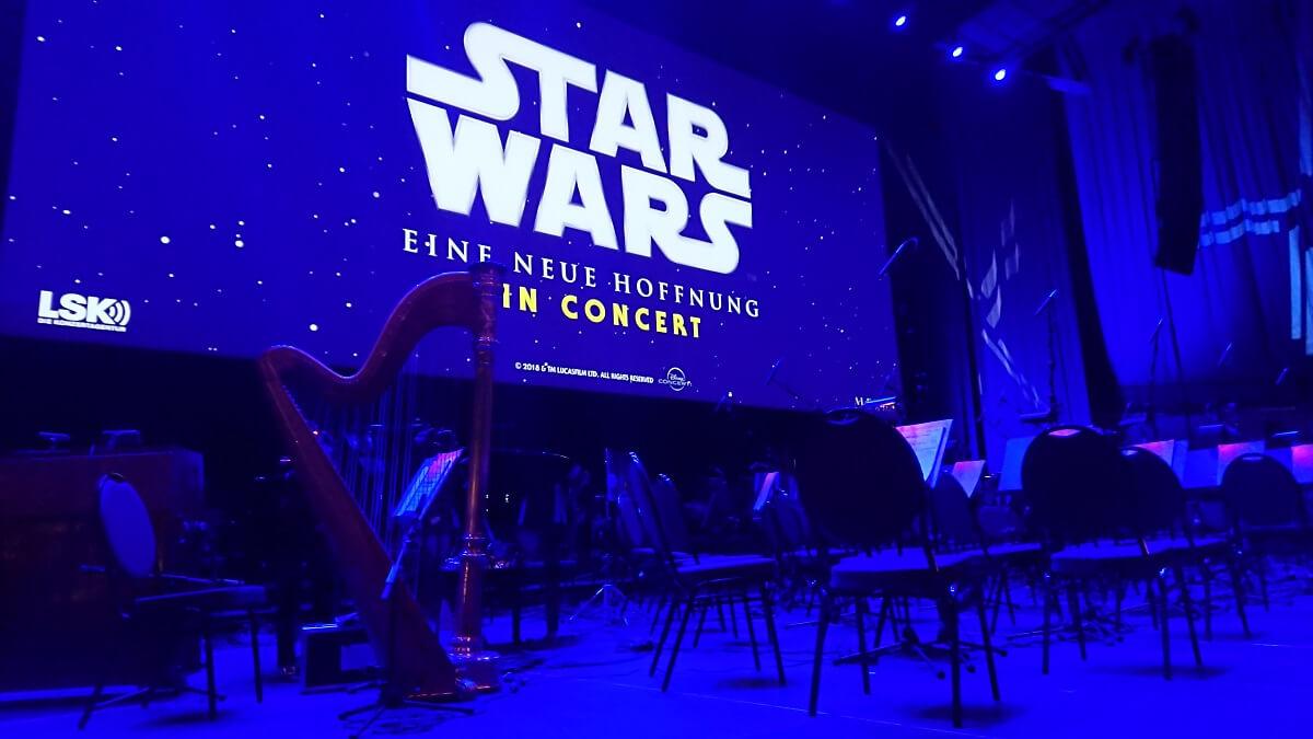Star Wars In Concert Eine Neue Hoffnung