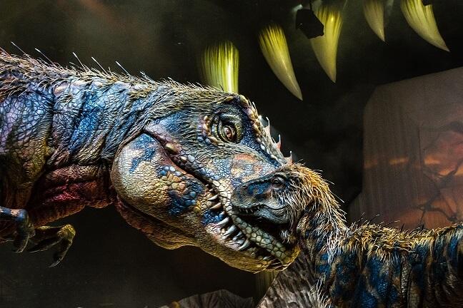 Dinosaurier - Im Reich der Giganten Wien 2019