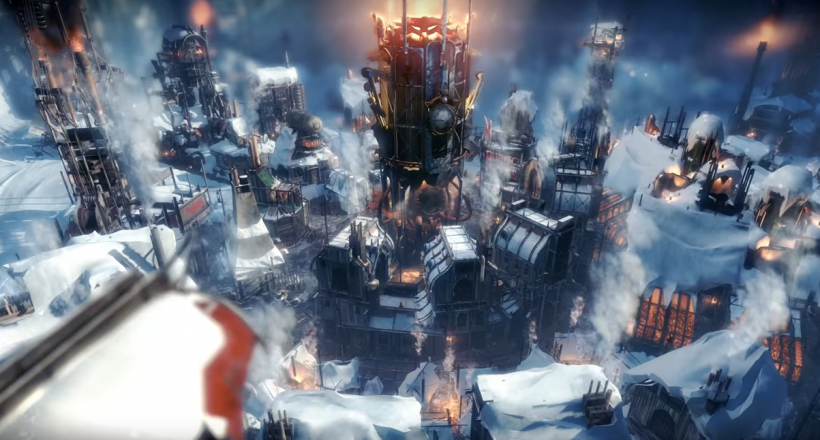 Frostpunk out now
