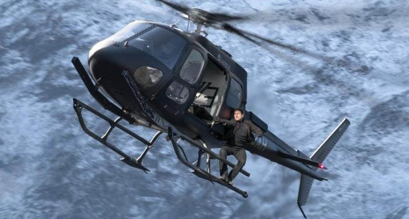 Mission Impossible Fallout Kinostart Trailer