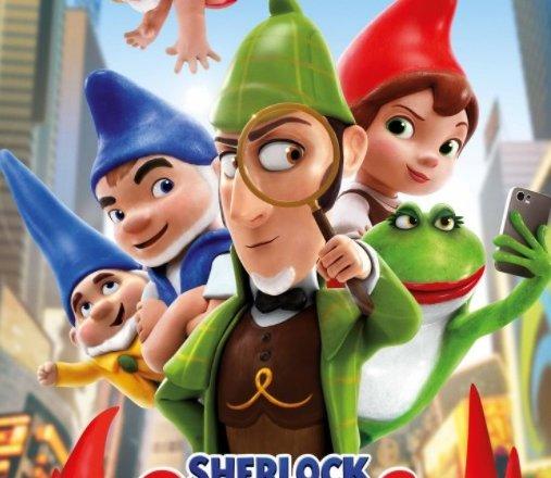 Sherlock Gnomes Goodies Gewinnspiel gratis gewinnen
