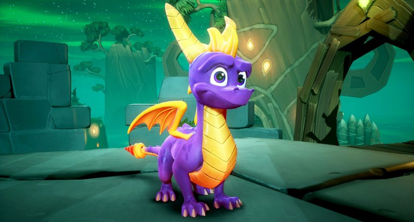 Spyro Reignited Trilogy Switch