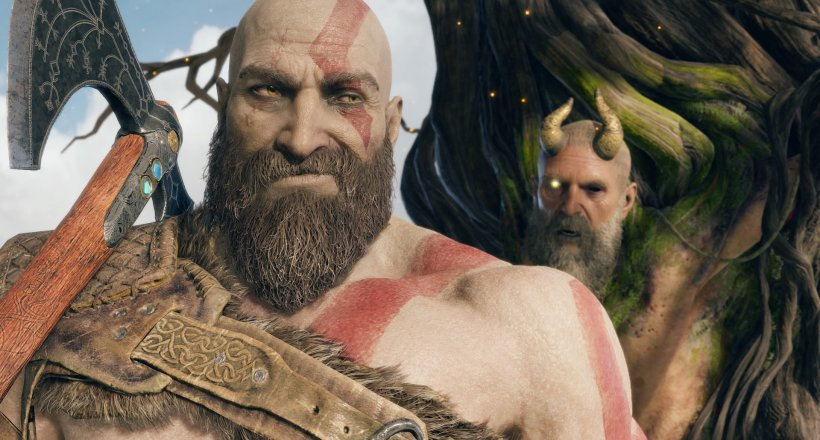 God of War Fotomodus
