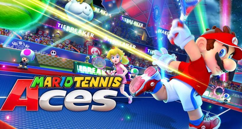 Mario Tennis Aces Charaktere freischalten