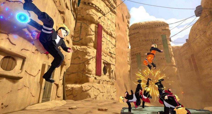 Naruto to Boruto: Shinobi Striker Release