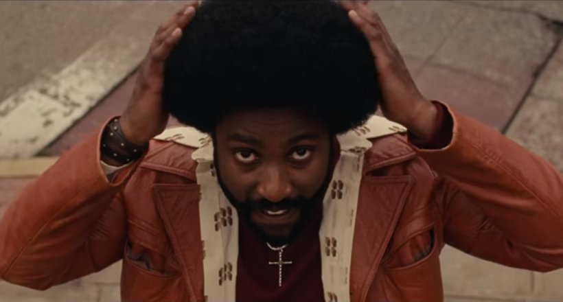 BlacKkKlansman Kritik Review Rezension Filmkritik