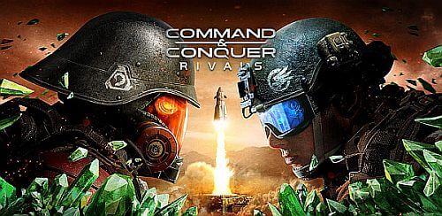 Command & Conquer Rivals Shitstorm
