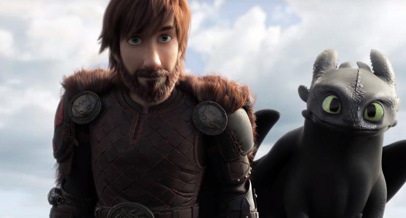 Drachenzähmen leicht gemacht 3 Kinostart Trailer