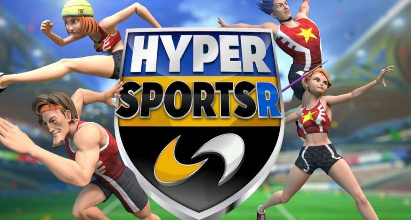 Hyper Sports R E3 2018 Switch