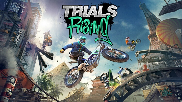 E3 2018 Trials Rising Trailer Release-Termin Closed Beta