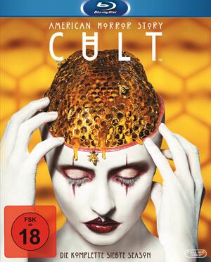 American Horror Story Season 7 DVD Blu-ray