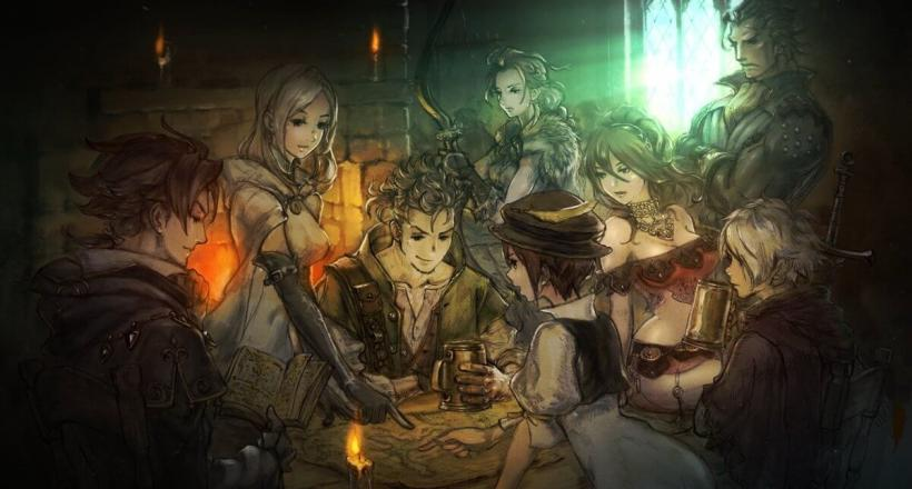 Octopath Traveller Review