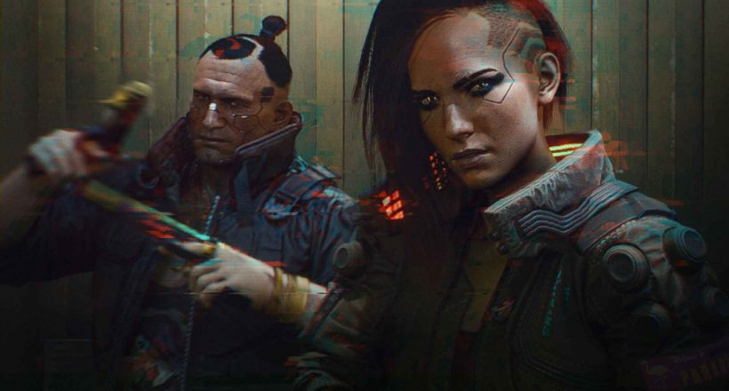 cyberpunk gameplay