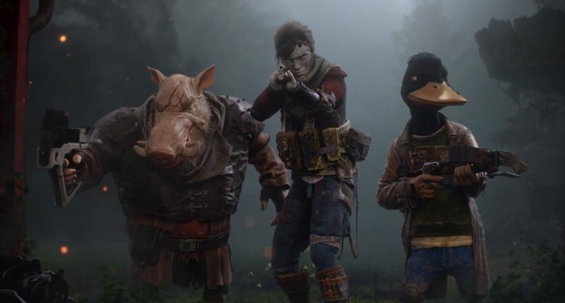 Mutant Year Zero: Road to Eden Release date announcement reveal gamescom 2018