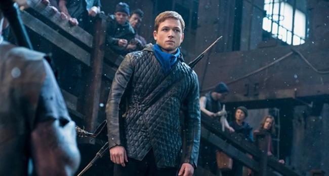 Robin Hood Remake 2018 2019 Trailer