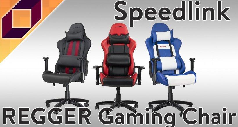 Speedlink Regger Gaming ChairVideo-Review