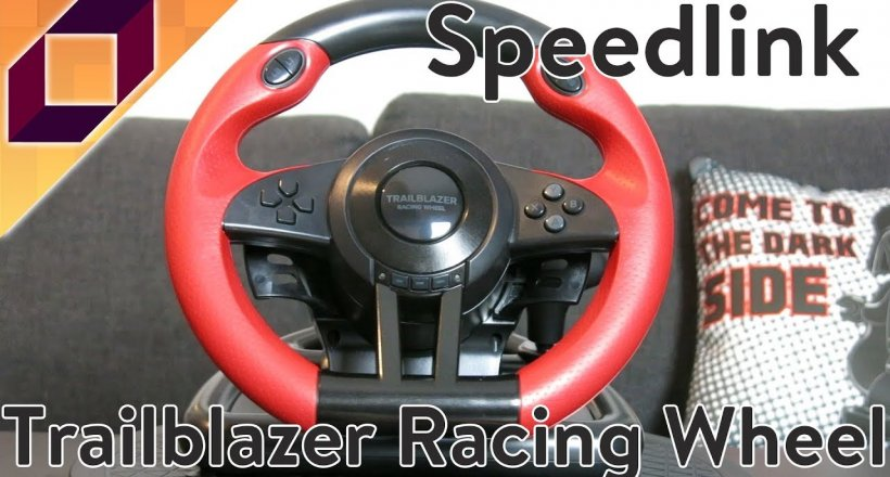 Speedlink Trailblazer Racing Wheel
